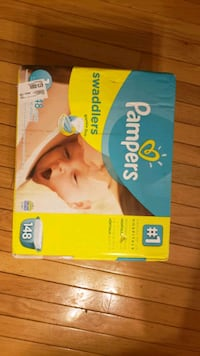 Pampers size 1, 148 count diapers (unopened jumbo box) Waldorf, 20601