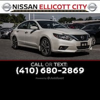 2016 Nissan Altima 2.5 SR Ellicott City