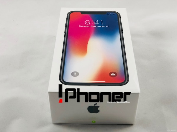 iPhone X 64gb Space Gray unlocked sealed in box (trade-in welcome)