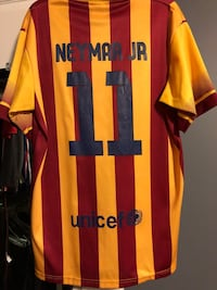 Neymar Jersey Cambridge, N3H