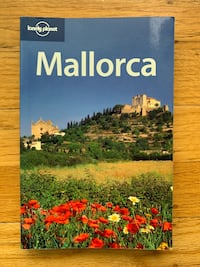 Lonely Planet - Mallorca, Spain