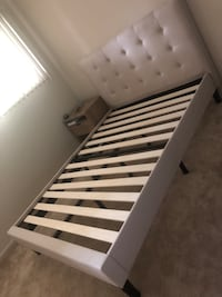 Bedframe (full) and headboard Rockville, 20852
