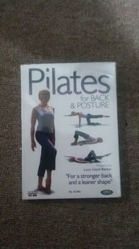 New dvd casettes for back posture   Brampton