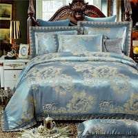 EUROPEAN SILK BEDSETS!! King, queen double  Toronto