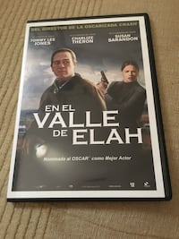 DVDs En El Valle de Elah Madrid, 28020