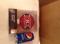 Montreal Canadiens night light- new in box, price for each
