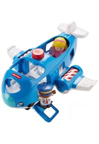 Fisher Price Airplane Toronto, M4T 1Y7