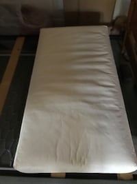 Earthfare Dual Sided Crib Mattress
