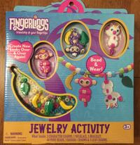Brand new FingerLings Jewelry Activity (pick up only) Alexandria, 22310