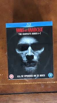 Sons of anarchy the complete series blu-ray case