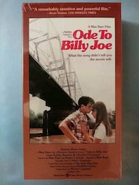 Ode to Billy Joe vhs Baltimore