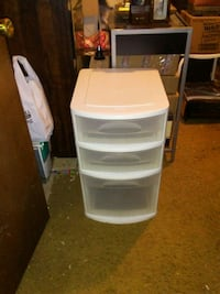 3 Drawer Storage Bin-Check My Profile For 120+ More Items!