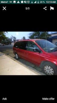 Chrysler - Town and Country - 2005 Las Vegas, 89130