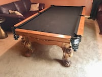 Connelly Scottsdale 8 foot pool table / billiard table Chandler, 85224