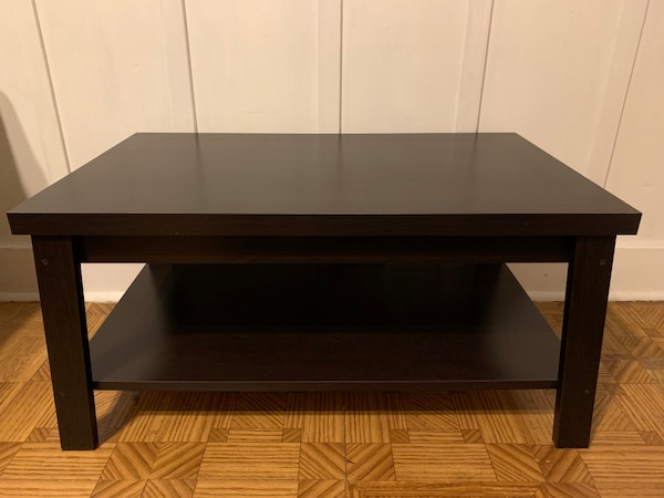 Mainstay Coffee Table.Mainstay Coffee Table Espresso Finish