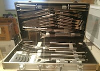Great BBQ set  -  Never used