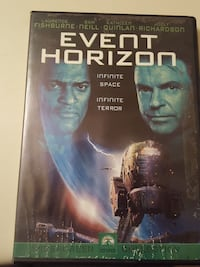 Event Horizon DVD Sterling Heights, 48313