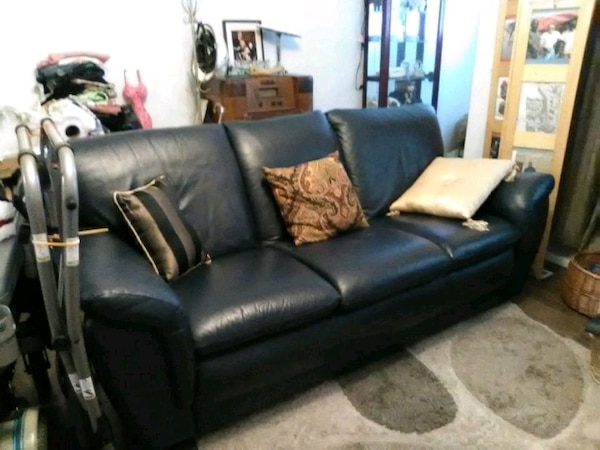 Swell Leather Sofa And Chair Mathis Brothers Unemploymentrelief Wooden Chair Designs For Living Room Unemploymentrelieforg