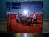 Muse CD affaire La Garenne-Colombes, 92700