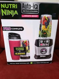 Ninja blender  Bloomington