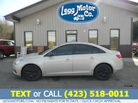 2013 Chevrolet Cruze 4dr Sdn Man LS Piney Flats, 37686
