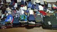 Boys clothes from newborn to 7 years old.  Innisfil, L9S 4B7