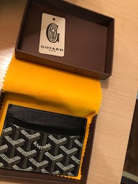 Goyard Card Holder Brampton, L6Z 1H5