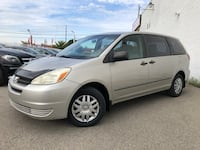 2005 Toyota Sienna safety certified Toronto