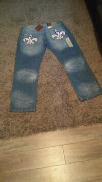 Jeans homme 40/32 Laval, H7A