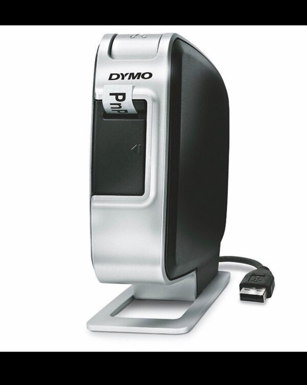 Dymo Label Manager Thermal Transfer Printer. 8e5a5f42-9fff-451c-ba32-74f3bf378825