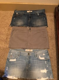 Hollister Mini Skirts Size 11 Moreno Valley, 92555