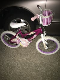 """Kids bicycle great condition 16"""" only 25 Firm  Glen Burnie, 21061"""