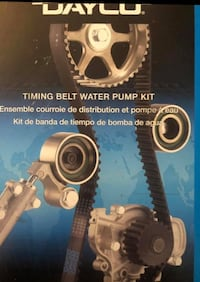 Dayco brand timing belt/water pump for Honda Civic and Accord.  New in box.   Downey, 90240