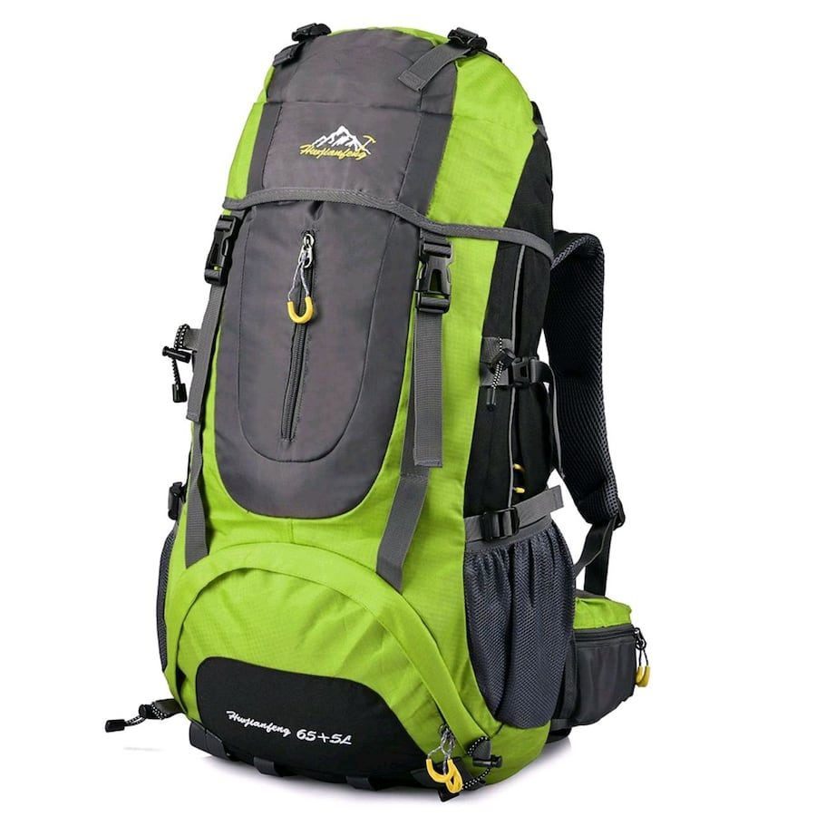 VBIGER 65+5L Hiking Backpack Waterproof Brand New Never Used