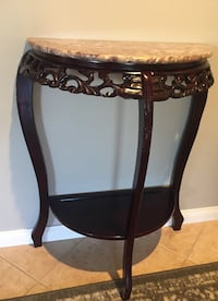 Antique Mirror and Entry table Temecula, 92592