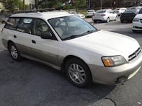 2002 - Subaru - Outback - Laurel