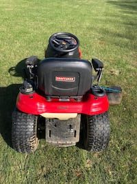 Craftsman 48in Electric Start Mower Purcellville, 20132