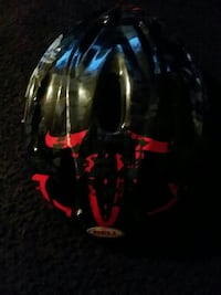 black and red Bell bicycle helmet Washington, 20019