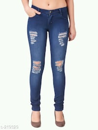 women's blue denim jeans Mumbai