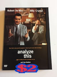 Analyze this DVD Beaverton, 97225