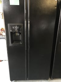 GE Black Side By Side Refrigerator  Prattville, 36067