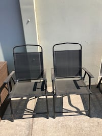 Brand New Outdoor Chair $55 for both, Finance Available Sacramento, 95835