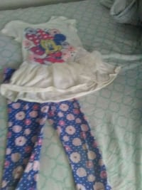Size 5 girl outfit