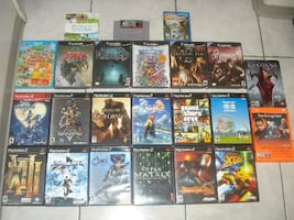 Assorted Games!