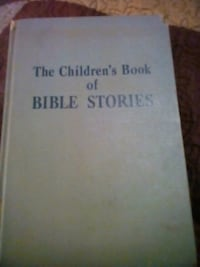 1945 - The Childrens Book of Bible Stories Shreveport, 71107