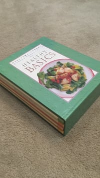 William-Sonoma Basic Collection Healthy Collection Cookbook Set Herndon, 20170