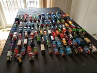 Thomas the tank engine collections