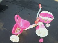 Disney Princesses Tricycle