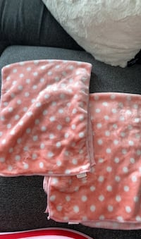 Brand new baby kitten or puppy drying microfibre towels