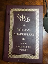 William shakespeare the complete works book. Negotiable Bellevue, 98007
